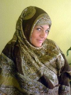 Yousra, maghrébine