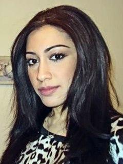 Sakina, maghrébine